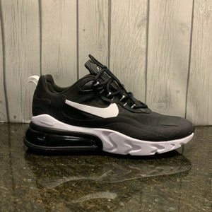 Nike Air Max 270 React Black White AO4971-004